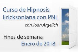 Curso de Hipnosis Ericksoniana con PNL