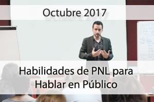 Curso de PNL para hablar en público