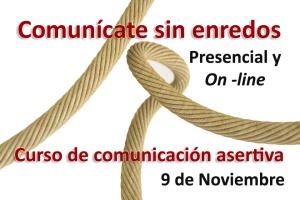 Curso de comunicación asertiva y PNL
